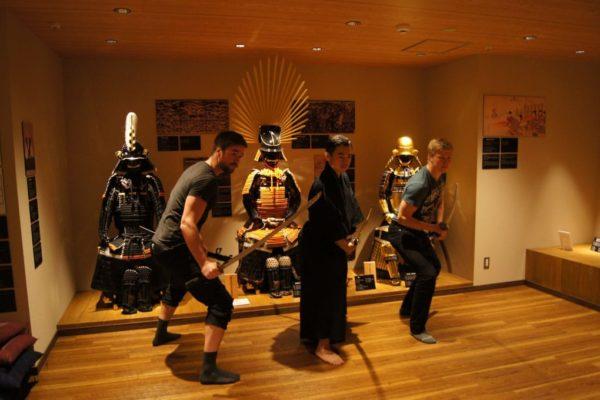 新宿武士博物館1