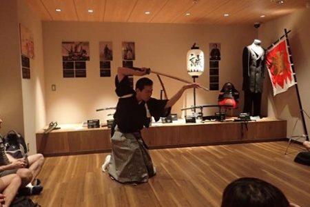 新宿武士博物館3