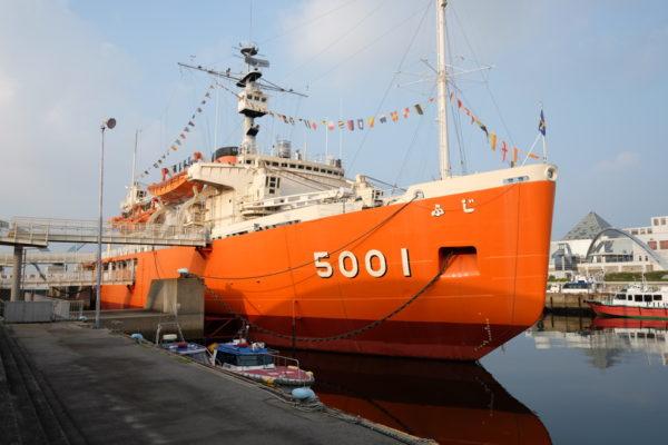 南極考察船1