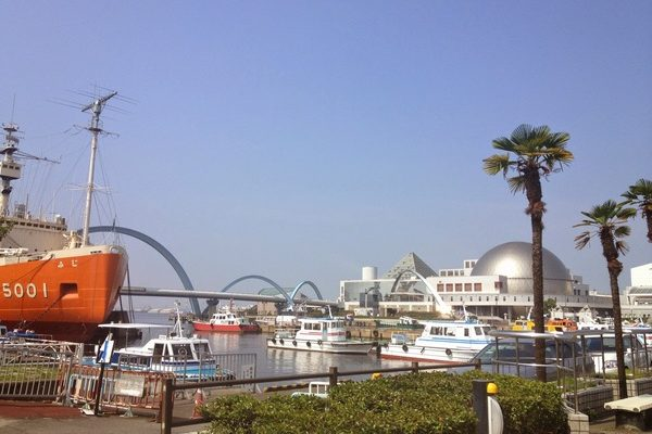 名古屋港花園碼頭1