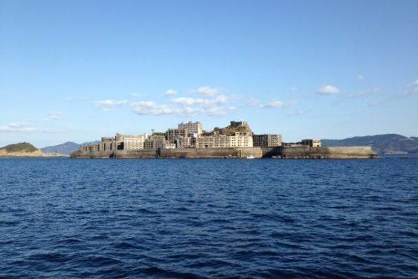 軍艦島登島體驗3